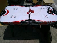 white and red foosball table Las Cruces, 88001
