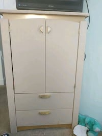 white wooden cabinet with drawer Baltimore, 21214
