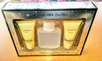 Aquarius EDT Cologne Spray Gift Set - NEW IN BOX Silver Spring, 20906