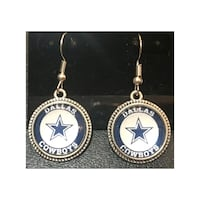 Cowboys Earrings Farmers Branch, 75244