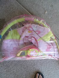 pink and green activity mat Hesperia, 92345