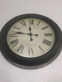 Wall accessories / round clock / wall clock
