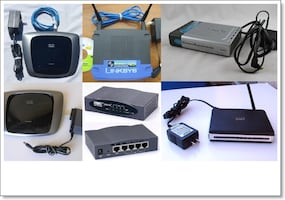 Wireless Routers (6)