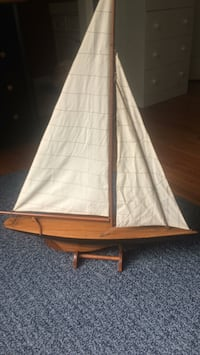 Boat model double sail  Virginia Beach, 23456