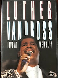 LUTHER VANDROSS DVDs Herndon, 20170
