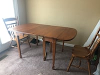 Dining Table with 2 Chairs Springfield, 22150