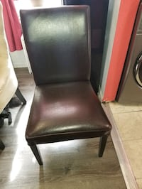 4 Dining chairs  Brooklyn