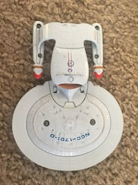 U.S.S Enterprise Die Cast Model Alexandria, 22306