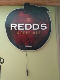 Redds apple ale light up sign  Aztec, 87410