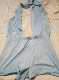 New Romper halter  size small Beaumont