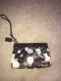 Unused Coach Wristlet