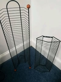 DVD/CD racks