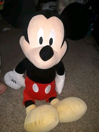 3ft tall Disney Mickey Mouse Plush Collectible
