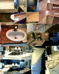 Countertop Refurbishing Yukon