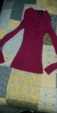 Magenta fitted sweater Hudson, 01749