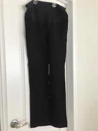 Stork & Babe (Thyme) black maternity pant - size Small