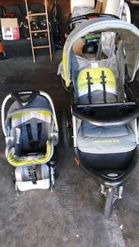 Baby Trend Carseat and Jogging Stroller Los Angeles, 90041