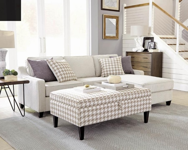 **SALE**NEW Reversible Sectional & FREE Storage Ottoman**2 colors**No Credit Needed** 223d8808-e3f4-46cc-93c7-e08342071fa0
