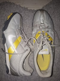 Nike silver boots, size 36 Oslo, 0864
