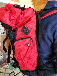 Hiking/camping  backpack  WITH EXTENDER ON TOP East Berlin, 17316