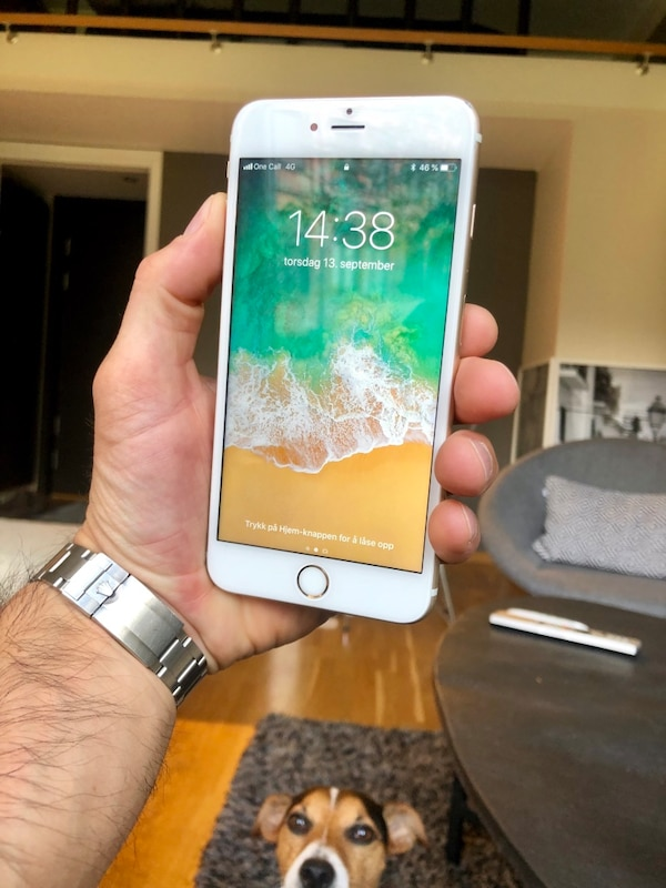 iPhone 6s pluss 32gb