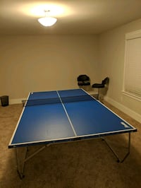 Ping Pong Table - Foldable