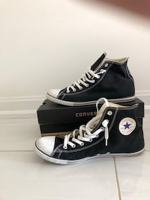 "Converse All Star ""Chuck Taylor"" thin heel (size 11)"