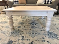 White wood coffee table Burke, 22015