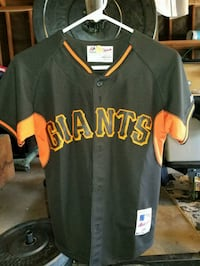 Youth SF Giants Jersey  Stockton, 95219