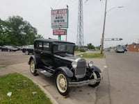 Ford Model A 1929 Detroit