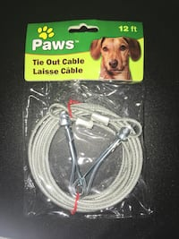 12ft tie out cable Surrey, V4N 5E9