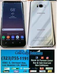 S8 plus Tmobile 64gb Los Angeles, 90044