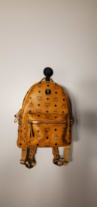 MCM Backpack Condition like new Only used 1 week