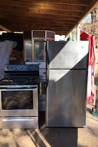 Stove and refrigerator