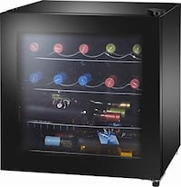 Insignia™ - 16-Bottle Wine Cooler with Wine Tote