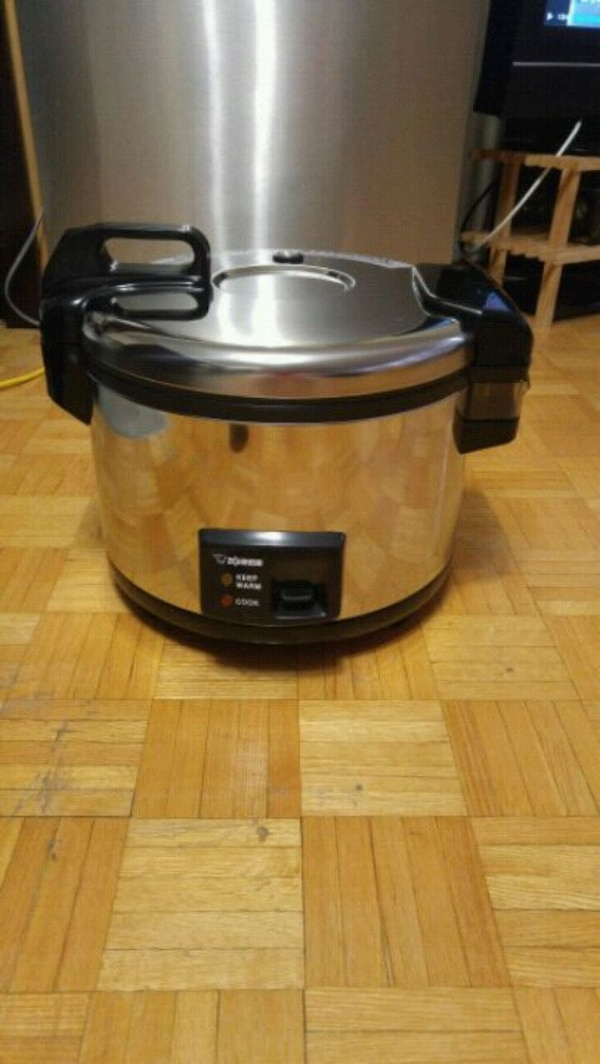 New business ricecooker