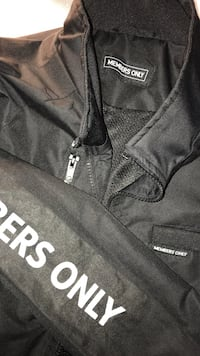 Members only jacket size small Ames, 50010