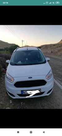 2017 Ford Tourneo Courier Journey Yusufpaşa