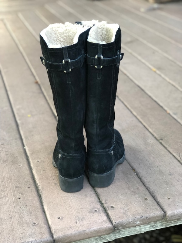 7f27fb0e92d6 Used UGG tall suede