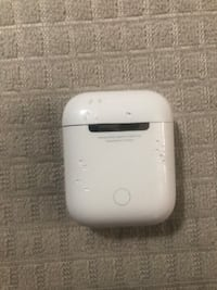 Apple airpods 1st (Case only)generation( bitten by dog but works great