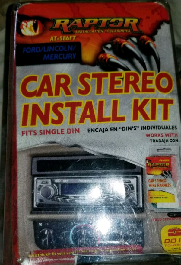 raptor car stereo wiring harness used raptor car stereo install kit for sale in lott letgo  used raptor car stereo install kit for