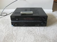 Pioneer Multi Channel Home Stereo Receiver