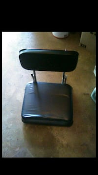 Black and Red stadium seat for$10.00 Spartanburg, 29303
