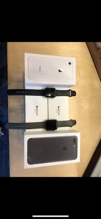 iPhone 7+ and 8 Apple watches series 3! Valrico, 33594