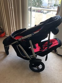 Phil&teds double stroller Richmond, V6Y 1Y7