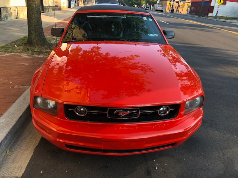 2007 Ford Mustang GT Deluxe 96452821-88c4-4dd0-bfaa-6fe855c0426c