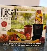 Brand new Magic Bullet Toronto, M8X 2X2