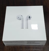 Apple AirPods 2 with wireless charging case. New, sealed in the box PROVIDENCE