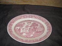 "Vintage Swinnertons ""Old Willow"" Platter Nipomo, CA 93444, USA"