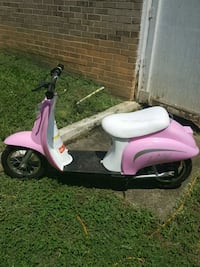 pink and white motor scooter Reidsville, 27320